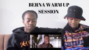 BERNA WARM UP SESSION (REALLY DEEP)
