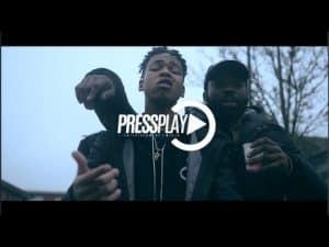 Big French X Smallz X Kickz – Mama Raised A Savage (Music Video) @Bigfrenchateam1 @itspressplayent