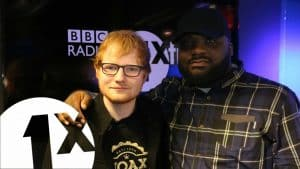 Ed Sheeran makes an EPIC comeback with Ace!