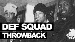 Erick Sermon, Redman, Keith Murray Def Squad freestyle 1995 – never heard before!
