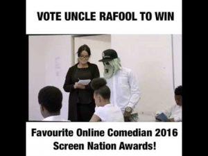 Favourite Online Comedian 2016 ??