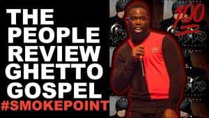 Ghetto Gospel Live : Logan Sama, Rude Kid, Sharky Major & More [#SmokePoint] | Grime Report Tv
