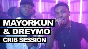 Mayorkun & Dreymo freestyle – Westwood Crib Session