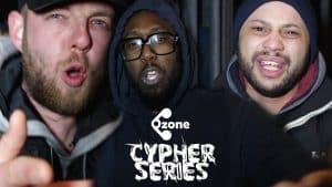 Ozone Media: Genz x Big Hypes x Naydafly [CYPHER SERIES]