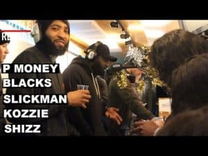 P Money, Blacks, Slickman, Kozzie & Shizz W/ DJ Neffa T – Reprezent Radio | Grime Report Tv