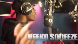 Reeko Squeeze – Fire In The Booth