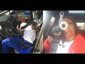 Rico Recklezz Pulls up in Detroit Looking for Snap Dogg. Snap Dogg says He's Scared to *****.