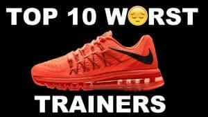 Top 10 WORST Trainers : Krept & Konan, Big Narstie, Youngs Teflon & More | Grime Report Tv