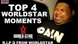 Top 4 Worldstar HipHop Moments On Grime Report Tv (R.I.P Q From Worldstar HipHop)
