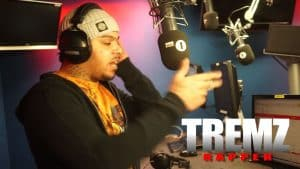 Tremz – Fire In The Booth
