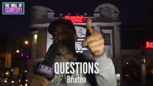 Asking Awkward Questions| Brixton