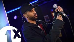 Big Sean – Bounce Back in the 1Xtra Live Lounge