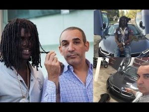 Chief Keef is Now Unsuspended From his Recording Contract. He Got his BMW i8 Back as well.