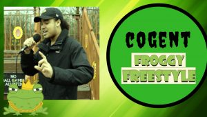 COGENT FROGGY FREESTYLE