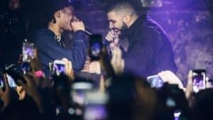 Drake, Skepta, Section Boyz, Nafe Smallz @ Smoke Dawg's London Show