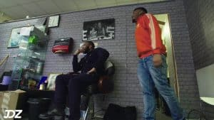 JDZmedia – Snowy & S Double [Barbershop Freestyle]