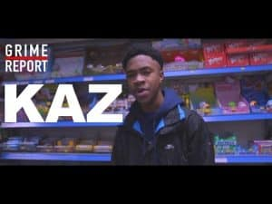 Kaz – Reboot (Prod. Kidda Beats) [Music Video] @KazaTron1 | Grime Report Tv
