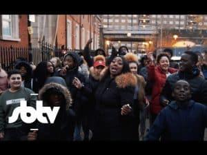 Ms Banks | Get Loose [Music Video]: SBTV