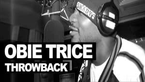 Obie Trice freestyle on Without Me in 2003 – never seen before