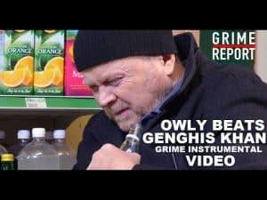 Owly Beats – Genghis Khan (Grime Instrumental Video) [@OwlyBeats] | Grime Report Tv