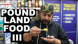 Poundland Food Test (Part 3) POUNDLAND 4 DA MANDEM | Grime Report Tv