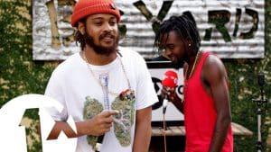 RTKal & Shokryme Freestyle for BBC Radio 1Xtra in Jamaica