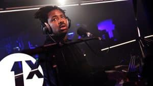 Sampha covers Roy Davis Jr's Gabriel in the Live Lounge