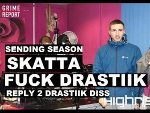 Skatta – Drastiik Diss (Drastiik The Spastic) @SkattaCoventry   Grime Report Tv