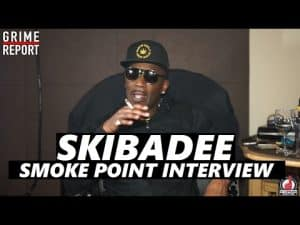 Skibadee – Interview : Best Cro, Origins Of Name, 24 Years As An MC & More [Smoke Point] (prt 1)