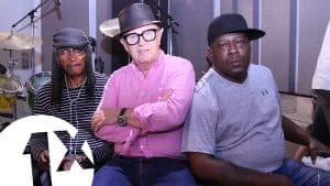 Sly & Robbie – Revolution feat. Peter Mann for BBC 1Xtra