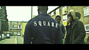 SQUARE ENT (COLO X BUSINESS) Feat. GRITZ X YOUNG SPRAY – SNAPCHAT [Music Video] Link Up TV