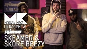 UK Rap Show: Skeamer & Skore Beezy (OJB) Freestyle
