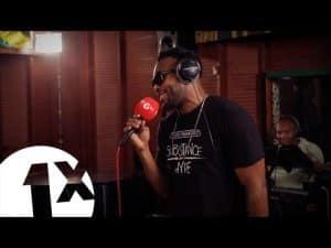 Agent Sasco performs Stronger for BBC Radio 1Xtra in Jamaica