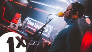 Avelino – Energy in the BBC 1xtra Live Lounge