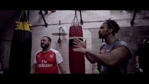 David Haye shows Troopz the Hayemaker 2.0 | GRM Daily