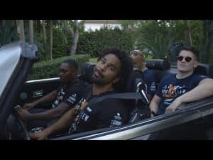 Dizzee Rascal trains with David Haye in Miami | GRM Daily