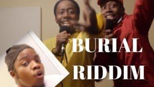 J-UNITY —  BURIAL RIDDIM
