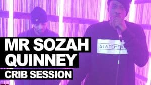 Mr Sozah & Quinney PDC freestyle – Westwood Crib Session