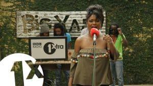 Teflon showcase for Toddla T & BBC 1Xtra
