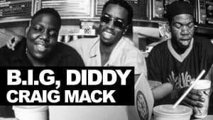 The Notorious B.I.G, Diddy, Craig Mack talk live to callers '95 #WeMissYouBIG