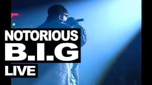 The Notorious B.I.G live in London video #WeMissYouBIG