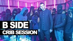 B Side freestyle – Westwood Crib Session