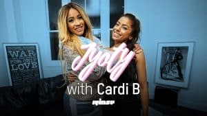 Cardi B from being a dancer to rapper, types of men to date & more with Jyoty