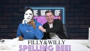 FILLY & WILLY SPELLING BEE!