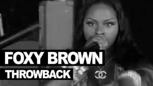 Foxy Brown hot freestyle 1996 – never heard before!