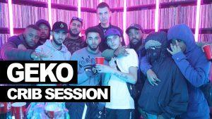 Geko – M14 – M16 – Brixton freestyle – Westwood Crib Session