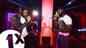 Ghetts – Know My Ting feat Shakka in the 1Xtra Live Lounge