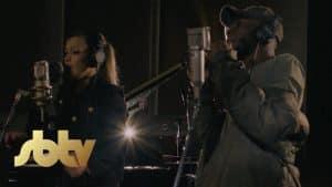 Kojey Radical x Rebecca Ferguson   Forbidden (Live): SBTV x Sky Atlantic #Guerrilla