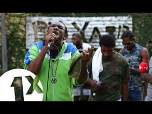 Seani B's 90's Dancehall Cypher from Big Yard Jamaica w/Powerman, Alozade, Hawkeye and more