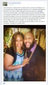 Gunman kills stranger, 74, on Facebook Live and boasts of murdering 13 more #SteveStephens